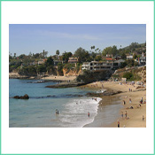 Beachside living at Laguna Beach