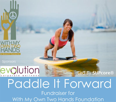 Paddle It Forward Event